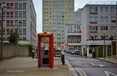 Telephone Tottenham photo by Sven Loach