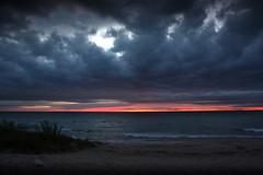 September - Empire Beach photo by cedarkayak