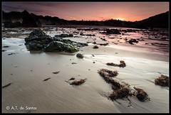 Playa de Borizu (Celorio) Asturias photo by atdesantos