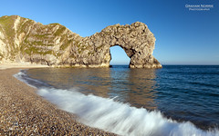 Durdle Door photo by chuckrock123
