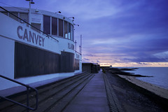 35/52 (2014): Canvey Island Blue Hour. photo by HartwellPhotography