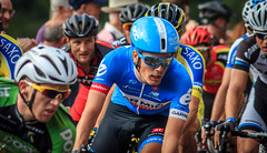 Tour of Britain / Dylan van Baarle photo by gothick_matt