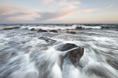 Lively water II photo by - David Olsson -