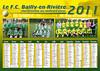FCB calendrier 2011
