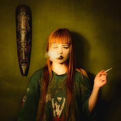Mask photo by Alper Fidaner
