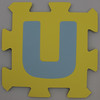 Foam Play Mat Letter U