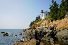 Bass Harbor Head Light photo by Narratography by APJ