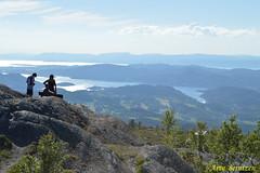 View from Stokkvola photo by ArveBerntzen