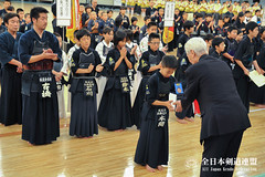 All Japan Boys and girls BUDO(KENDO)RENSEI TAIKAI JFY2014 178