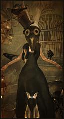 Lenore ~ The Secret Affair photo by Jewel Appletor aka Karalyn Hubbard