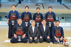57th All Japan Corporations and Companies KENDO Tournament_070