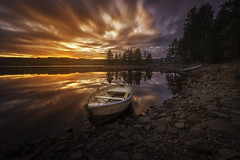 A Wooden Boat photo by lonekheir