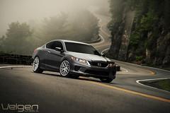 Honda Accord Coupe Velgen Wheels VMB7 20x9 & 20x10.5 photo by VelgenWheels