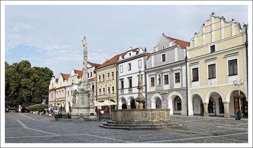 Lázeňské město Třeboň