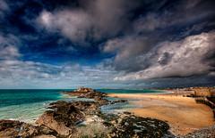 Saint Malo, Fort-National photo by Riccardo Maria Mantero