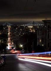 SF Night photo by Neuronico