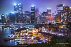 Friday Night in Our City of Sydney photo by TIA International Photography
