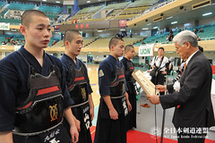 49th All Japan DOJO Junior KENDO TAIKAI_113