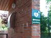 Panneau défibrillateur St Ouen