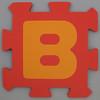 Foam Play Mat Letter B
