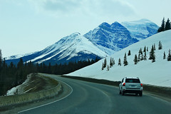 Lake Louise Highway photo by LostMyHeadache: Absolutely Free *