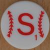 Major League Baseball Scrabble Letter S