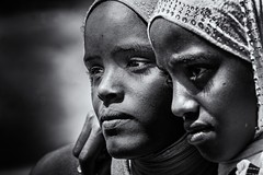 AMICHE... Ethiopian girls photo by fabio6065