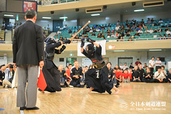 49th All Japan DOJO Junior KENDO TAIKAI_110
