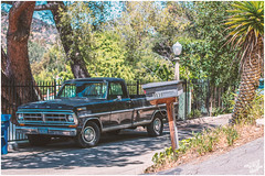 Old Ford Pick-Up Truck photo by FOXTROT|ROMEO