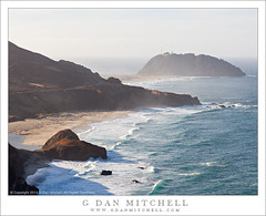 Point Sur Lighthouse photo by G Dan Mitchell