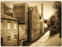 Quarry Bank Mill photo by robin denton