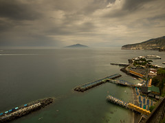 Vesuvius broods photo by ullage22