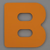 Foam Play Mat Letter B