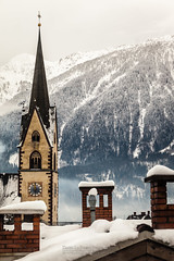 Austrian village photo by Dario Lo Presti