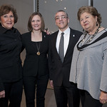 Lucy Minor, Executive Director Kathryn Lipuma, Artistic Director Michael Halberstam and Roberta Olshansky. Photo by Robert Carl.