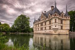 Château d'Azay-le-Rideau photo by CrËOS Photographie