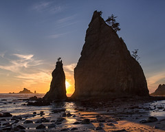 Pacific Sea Stacks photo by glness