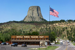 Devils Tower - Wyoming photo by Andrea Moscato