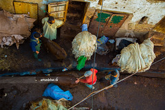Tanneries. photo by ¡arturii!