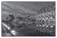 City of Arts and Sciences - [EXPLORED - 03/09/2014] photo by spanishjohnny72