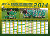 FCB calendrier 2014