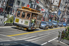 Cable Car - San Francisco photo by Eli Goren