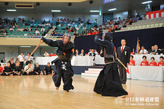 49th All Japan DOJO Junior KENDO TAIKAI_101