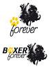 T-Shirt Boxer Forever