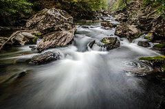 The River Colwyn, Beddgelert - Friday 12th September photo by Squady