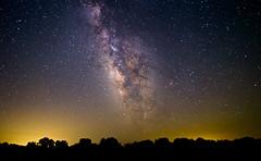"""The Backbone Of Night"" - Milky Way photo by Harles99"