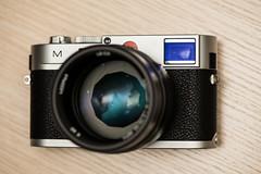 Leica M + 50/0.95 photo by perahia