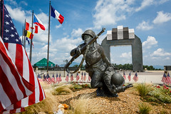 National D-Day Memorial in Bedford VA photo by curtisWarwick