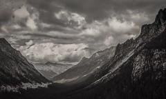 Dark Fantasy, North Cascades Highway photo by BeyondThePrism