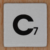 Word Game letter c